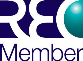 Optima UK Partner logo for Recruitment & Employment Confederation (REC)